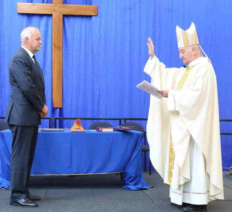 Commissioning of new Catholic Principals