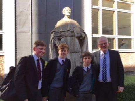 New CaSPA Principal sees value in UK model of school evaluation