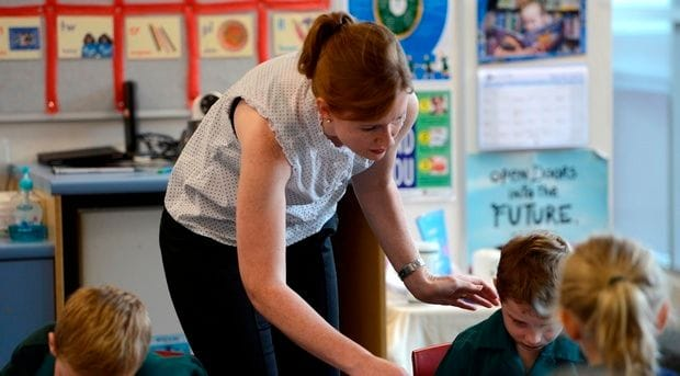 Teacher-student relationships are key to greater wellbeing