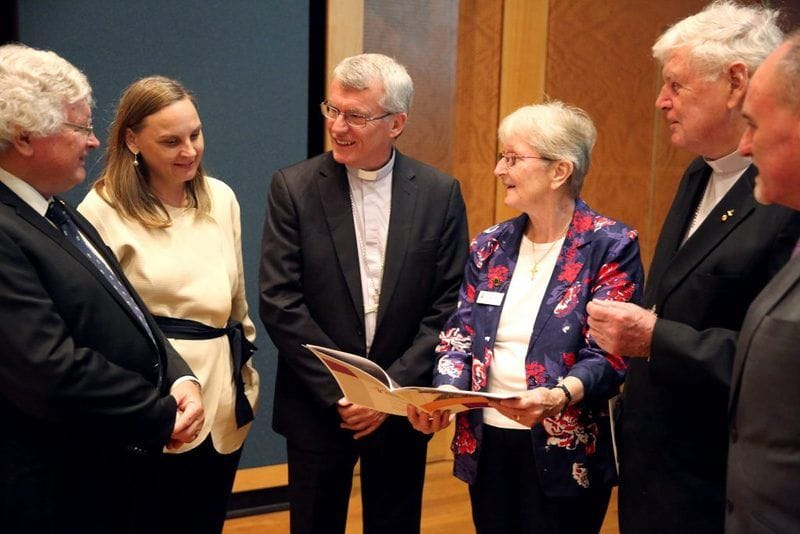 Archbishop Costelloe launches new resource to support faith formation in Catholic Schools