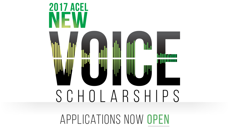 Scholarship Opportunities for Emerging Leaders on your Staff 2017