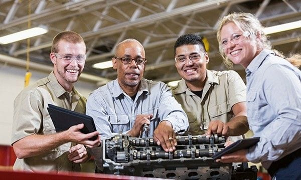 The changing nature of apprenticeships