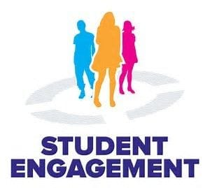 Student engagement - it's not just about gimmicks and smoke machines