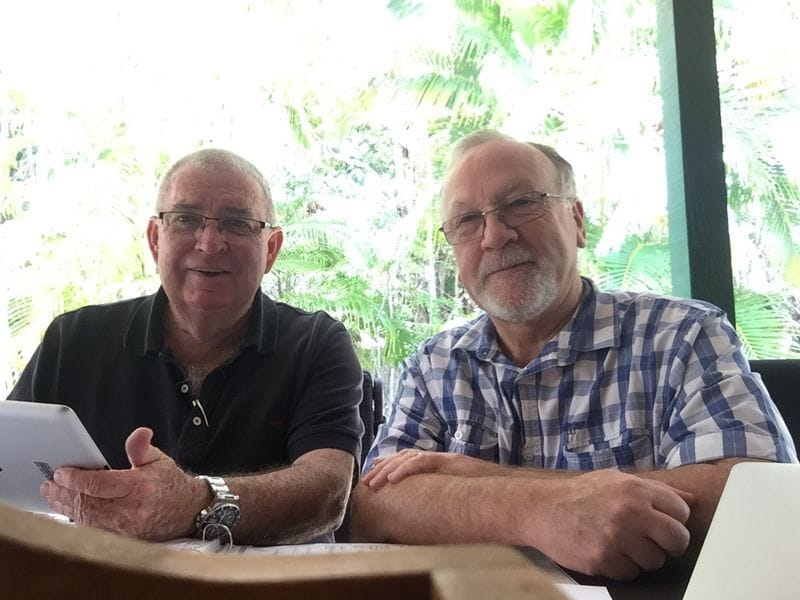 Planning Well Under Way for Cairns 2018