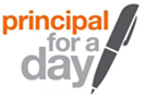 Principal for a Day - Sept 7, 2017