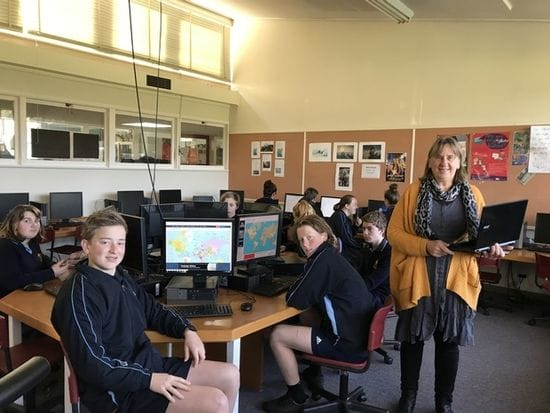 A Great Story about using ICT to overcome remoteness