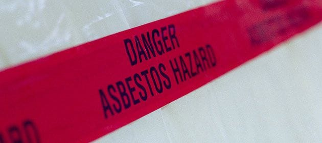 Risk Management - the issue of Asbestos in your School