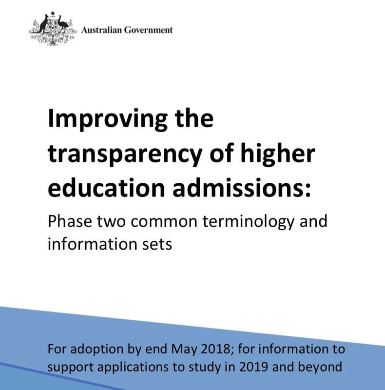 Review of ATAR progress report