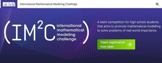 International Mathematical Modeling Challenge