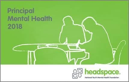 Promoting the mental health of principals in 2018