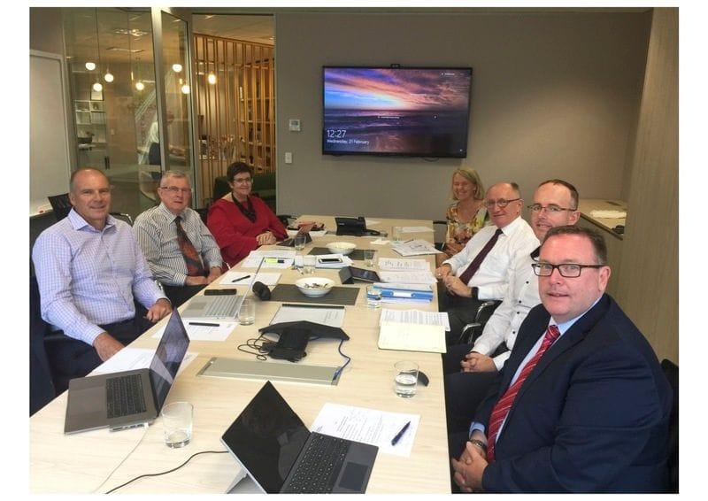 NCEC Stakeholder meeting - Feb 2018