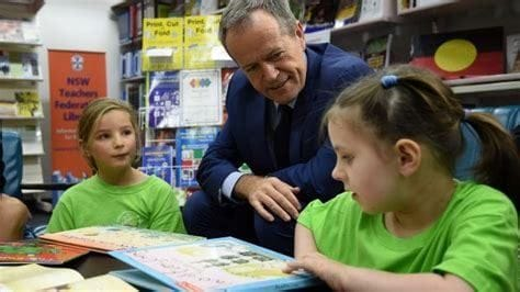 Hope lifted for Funding by ALP Leader
