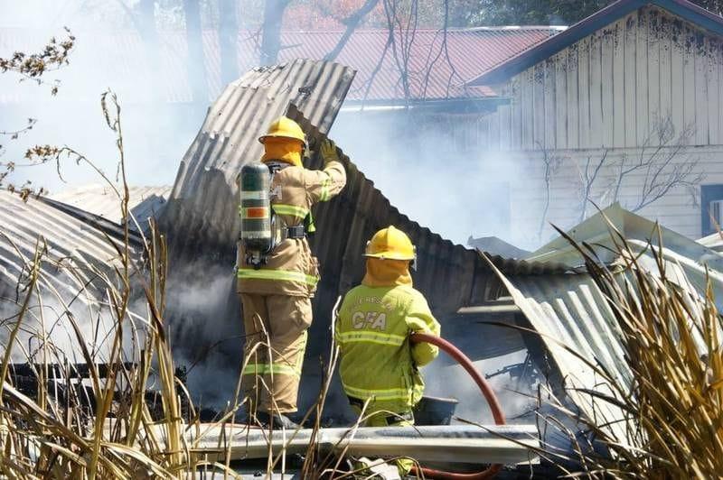 CaSPA School Families lose homes in Victorian Bushfires