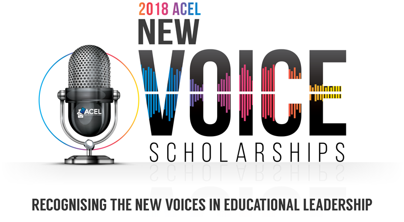 New Voice Scholarships for your schools emerging leaders