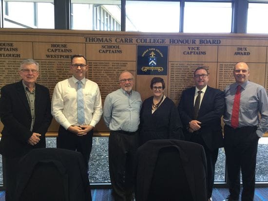 Catholic Education Australia Stakeholder Meeting - May 2018