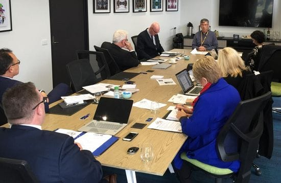 CaSPA prepares for Plenary 2020