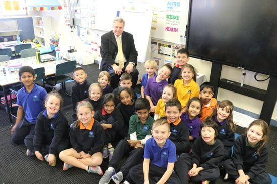 Case Study - 25 Years as a Principal - Michael Kenny