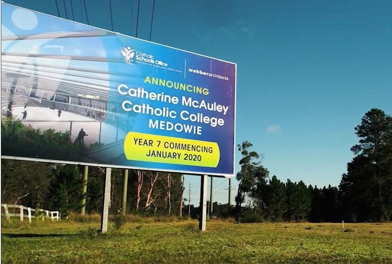 Your opportunity to become a Foundation Principal #2 - Catherine McAuley College, Newcastle [NSW]