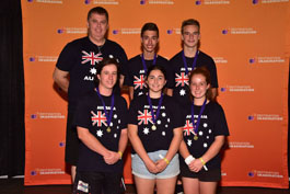 Emmaus College [Parramatta] wins global engineering challenge