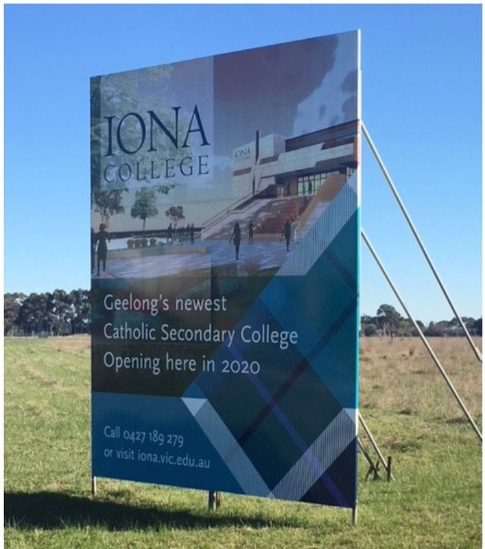 Your opportunity to become a Foundation Principal #1 - Iona College, Geelong [Vic]
