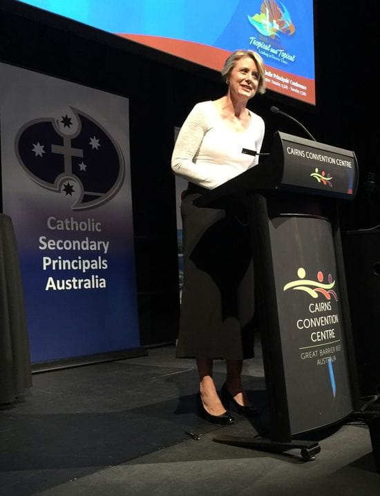 Hon Kristina Keneally - Keynote Presentation at CaSPA 2018