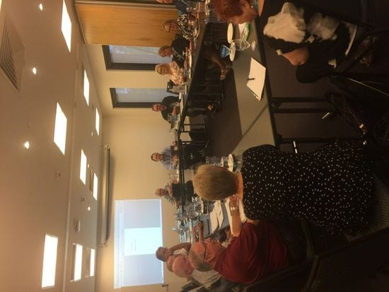CaSPA Board meets with State and Territory Associations at Cairns 2018