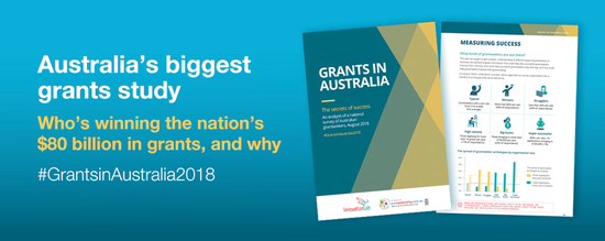 Annually Australia has $80 billion in Grants on offer. Who wins these grants and why...