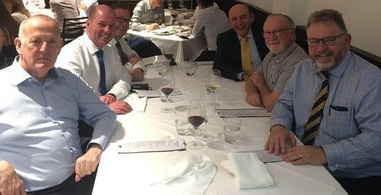 CaSPA Executive meet with NSW Principals