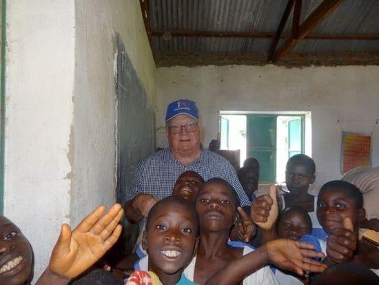 Br Bill Firman Reflects on latest developments in troubled South Sudan