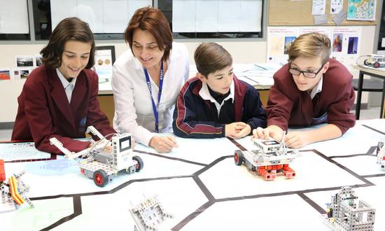 Marymede is set for International Robotics Challenge