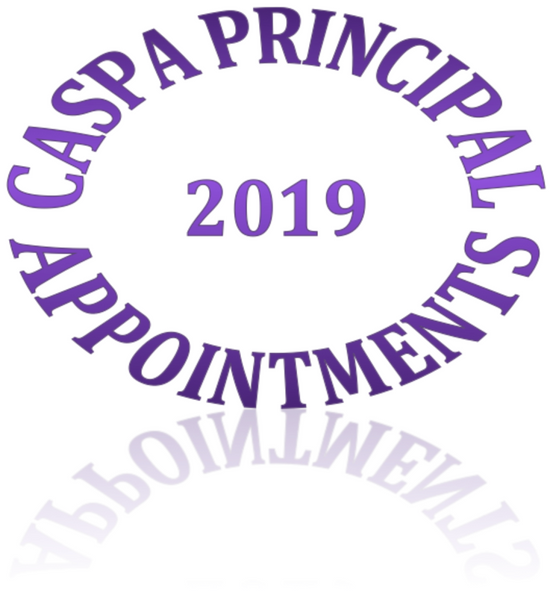 Final Principal Appointments for 2019 now online