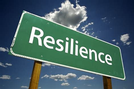 Building the Resilience to make you a better Leader