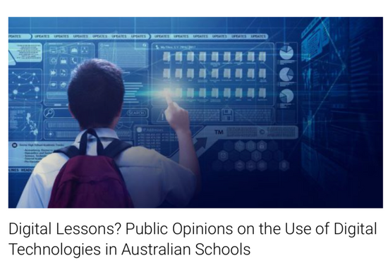 Mixed results from study of Digital Technology and its use in schools