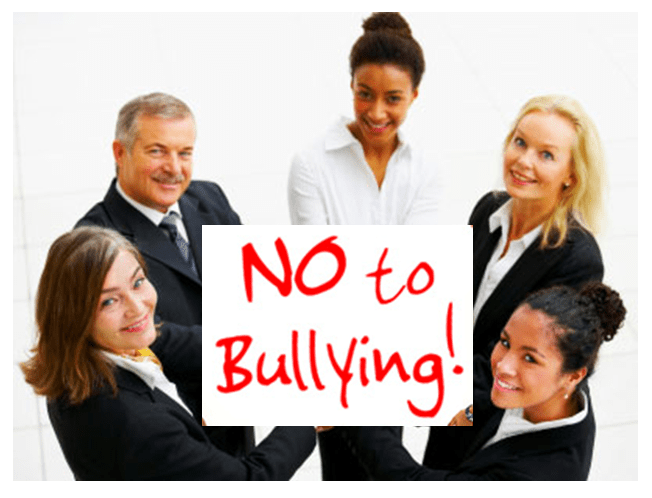 When calling staff to account is claimed to be bullying by the Principals