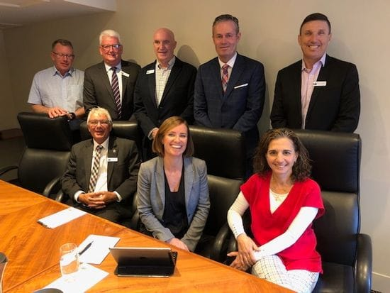 CaSPA Plans Leadership Preparation with AITSL