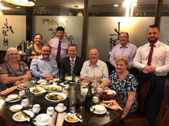 CaSPA Executive Meet with Broken Bay Principals