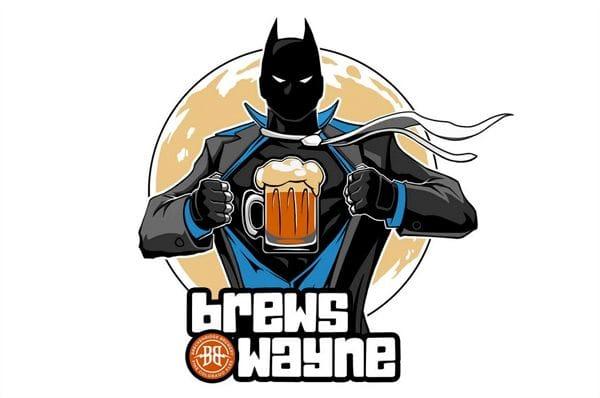 What do beer and Batman have in common?
