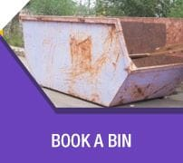 Book a Bin with Clean Up Bins, Skip Bin Hire Southern Suburbs
