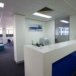 Office fitout North Sydney.