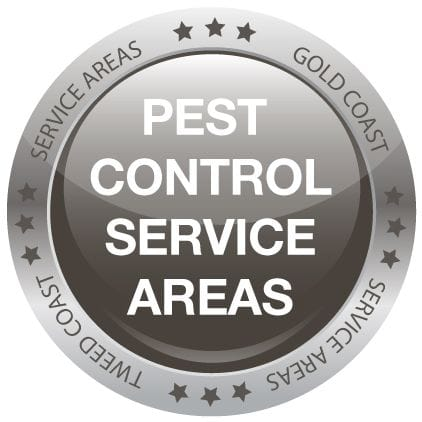 Pest Control Service Areas Gold Coast