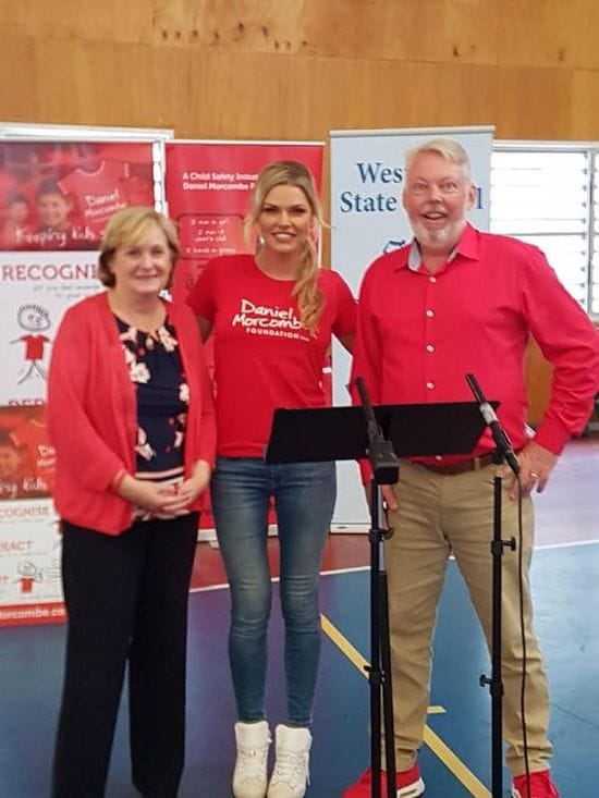 Sophie Monk announced as Daniel Morcombe Foundation Ambassador