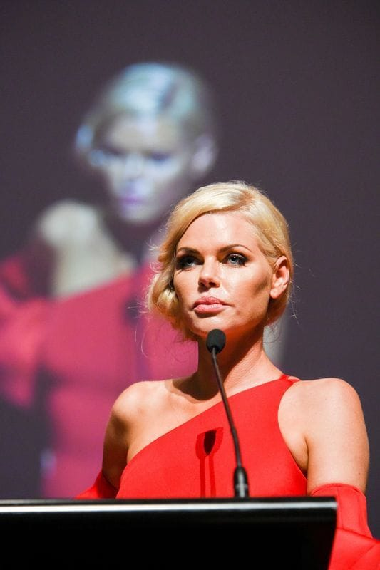 Sophie Monk attending Dance for Daniel 2019
