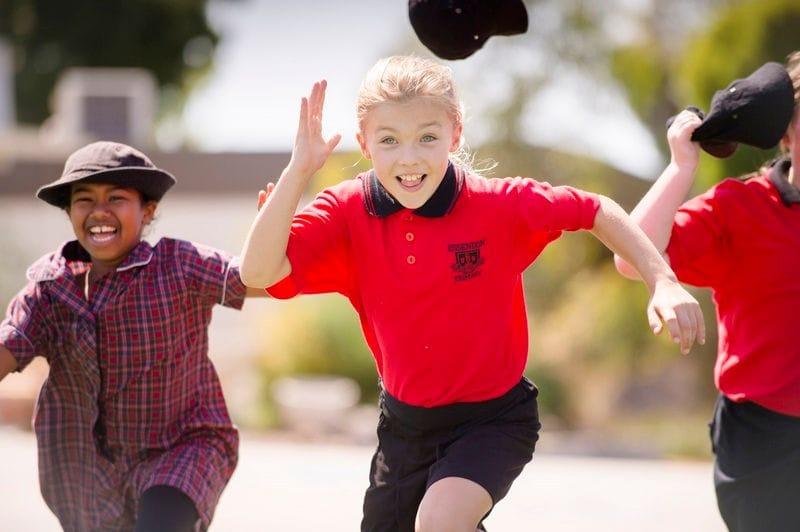 CHILDREN RUN FOR DANIEL TO RAISE AWARENESS OF CHILD SAFETY