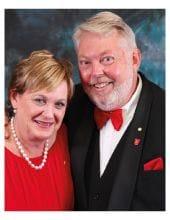 Bruce & Denise Morcombe OAM