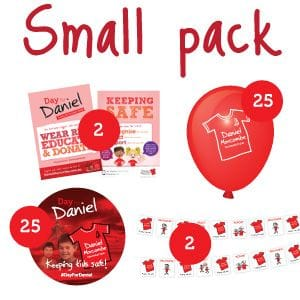 Day for Daniel Small Pack