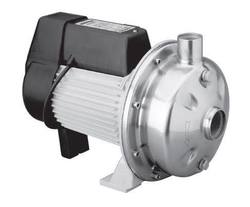 Transfer Pumps - XF111SS, XF211SS, XF311SS