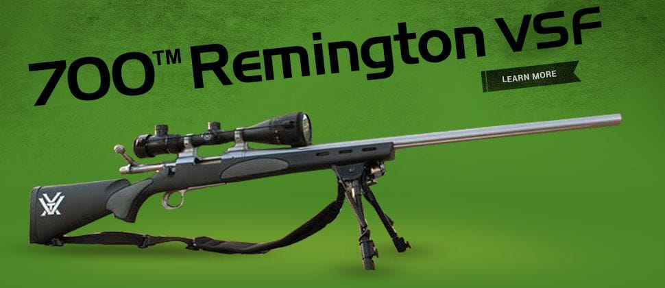 700 Remington Varmint SF