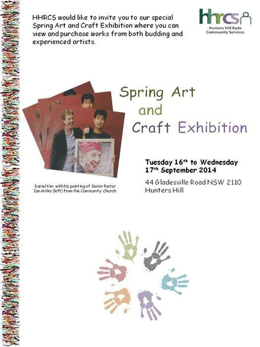 Spring Art and Craft Exhibition