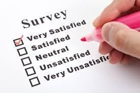 Client Satisfaction Survey Results