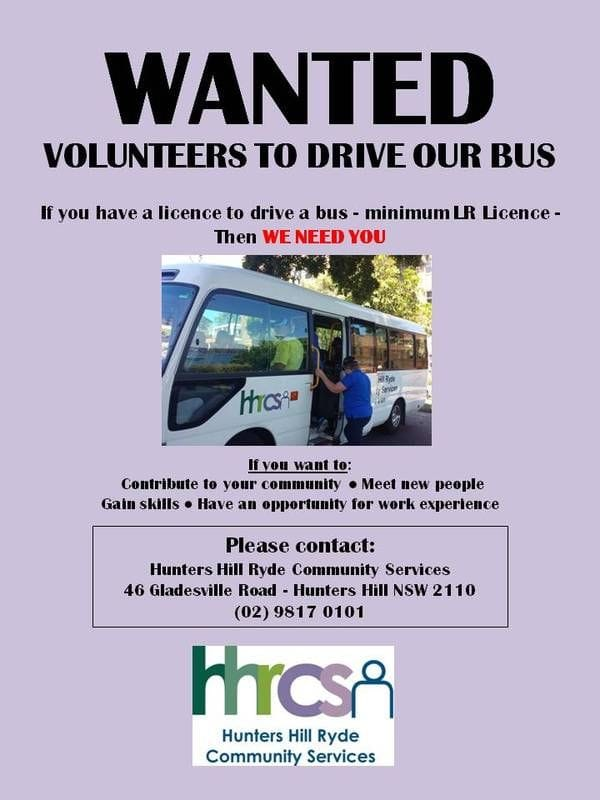 Bus Driver Wanted